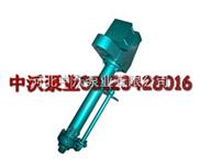 40PV(L)-SPR-SPR立式渣浆泵/中沃水泵厂家/标准规格