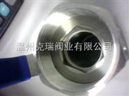 KRCN-NPT螺紋球閥