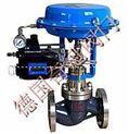 进口导热油气动调节控制阀