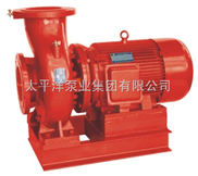 XBD-W臥式單級消防泵