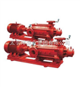 XBD-W(I)卧式单吸多级消防泵