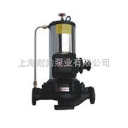 立式单级管道屏蔽泵SPG型
