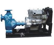 柴油机式自吸排污泵