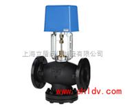 LDVB7000电动两通温度控制阀,比例积分电动两通控制阀