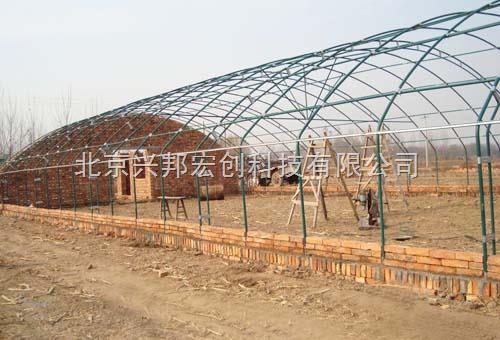 大型,中型,小型 供应钢架蔬菜大棚设计图