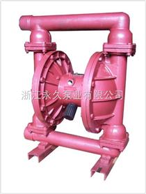 QBK铸铁气动隔膜泵
