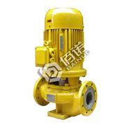 立式衬氟管道离心泵