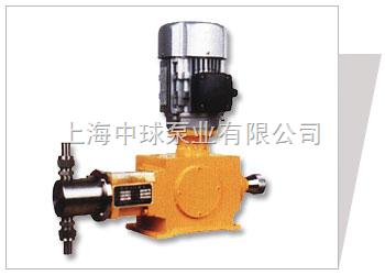 J-X柱塞式计量泵|上海计量泵价格