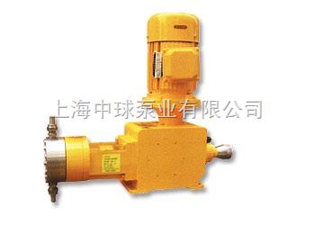 JYZ液压隔膜式计量泵 上海隔膜式计量泵价格