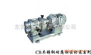 不銹鋼耐腐蝕齒輪泵