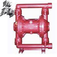 QBK气动双隔膜泵