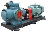 天津螺杆泵 3GR70×2W21三螺杆泵输送重油