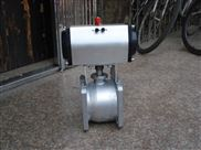 Q641F-16L气动铝合金球阀