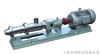 FG型不锈钢螺杆泵